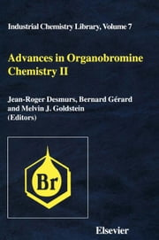 Advances in Organobromine Chemistry II ebook by Desmurs, J.-R.