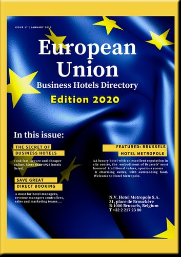 European Business Hotel Directory 2020 - Recommanded Hotels, Tourist and Business Informations eBook by Heinz Duthel