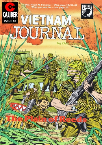 Vietnam Journal #10 ebook by Don Lomax