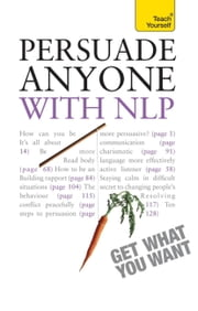 Persuade Anyone - with NLP ebook by Alice Muir