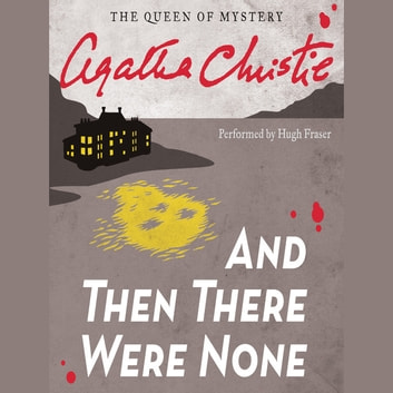 And Then There Were None audiobook by Agatha Christie