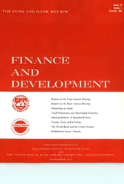 Finance & Development, December 1966 ebook by International Monetary Fund. External Relations Dept.
