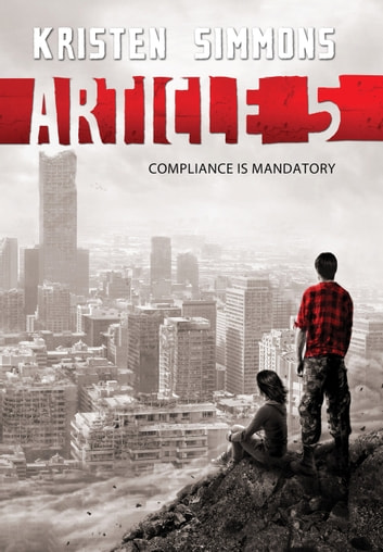 Article 5 ebook by Kristen Simmons