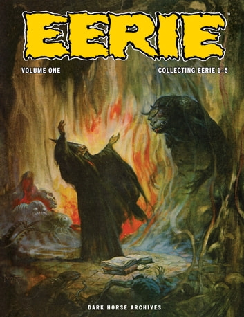 Eerie Archives Volume 1 - Collecting Eerie 1-5 eBook by Various
