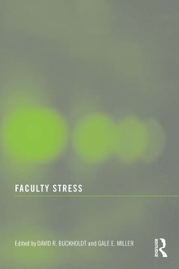 Faculty Stress eBook by