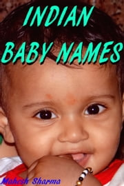 Indian Baby Names ebook by Mahesh Dutt Sharma