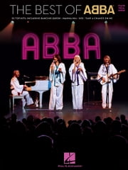 The Best of ABBA (Songbook) ebook by ABBA