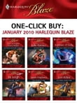 One-Click Buy: January 2010 Harlequin Blaze