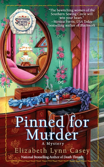 Pinned for Murder ebook by Elizabeth Lynn Casey