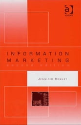 Information Marketing ebook by Dr Jennifer Rowley