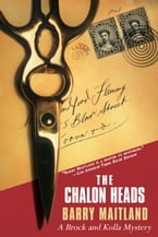 The Chalon Heads, A Brock and Kolla Mystery
