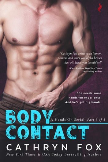 Body Contact ebook by Cathryn Fox