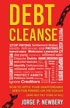 Debt Cleanse - How To Settle Your Unaffordable Debts for Pennies on the Dollar (And Not Pay Some At All) ebook by Jorge P. Newbery