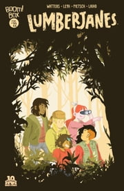 Lumberjanes #22 ebook by Shannon Watters,Kat Leyh,Rosemary Valero-O'Connell