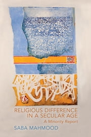 Religious Difference in a Secular Age - A Minority Report ebook by Saba Mahmood
