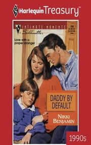 Daddy by Default ebook by Nikki Benjamin