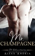 Mr Champagne (A Mr Billionaire Short Story) ebook by Alexx Andria