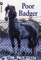 Poor Badger ebook by K M Peyton