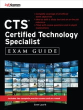 CTS Certified Technology Specialist Exam Guide ebook by Sven Laurik,InfoComm International