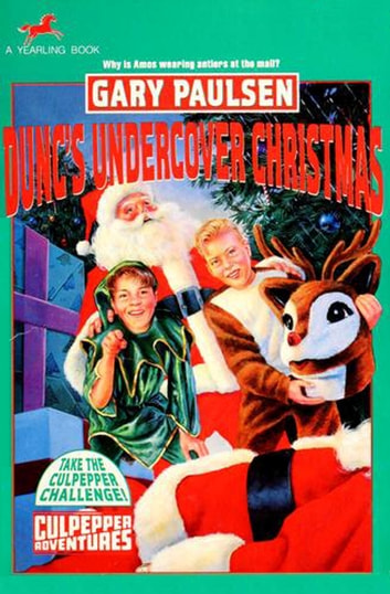DUNC'S UNDERCOVER CHRISTMAS ebook by Gary Paulsen