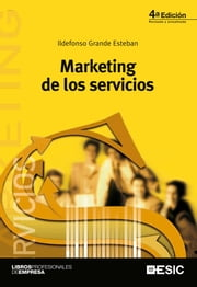 Marketing de los servicios ebook by Ildefonso Grande Esteban