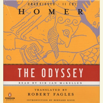 The Odyssey audiobook by Homer