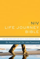 NIV, Life Journey Bible, eBook - Find the Answers for Your Whole Life ebook by Henry Cloud,John Townsend