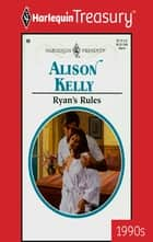 Ryan's Rules ebook by Alison Kelly