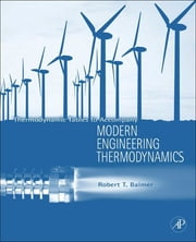 Thermodynamic Tables to Accompany Modern Engineering Thermodynamics ebook by Robert T. Balmer