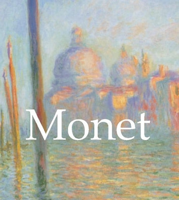 Monet ebook by Nathalia Brodskaya