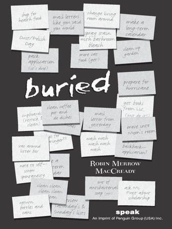 Buried ebook by Robin Merrow MacCready