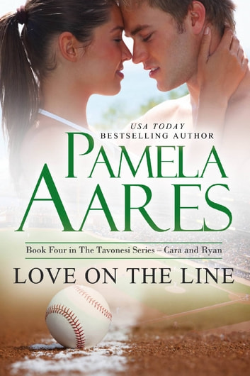 Love on the Line ebook by Pamela Aares