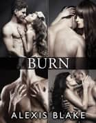 Burn - Complete Series ebook by Alexis Blake