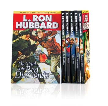 The Action & Adventure Collection ebook by L. Ron Hubbard