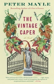 The Vintage Caper ebook by Peter Mayle