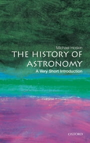 The History of Astronomy: A Very Short Introduction ebook by Kobo.Web.Store.Products.Fields.ContributorFieldViewModel