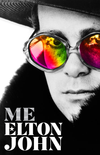 front cover of the book by elton john called me