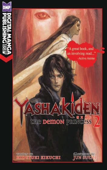 Yashakiden: The Demon Princess Vol. 2 ebook by Hideyuki Kikuchi, Jun Suemi
