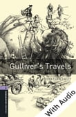 Gulliver's Travels - With Audio, Oxford Bookworms Library