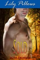 Sold - M/M Erotica ebook by Lily Pillows