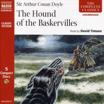 The Hound of the Baskervilles audiobook by Sir Arthur Conan Doyle