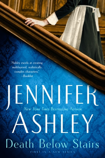 Death Below Stairs ebook by Jennifer Ashley
