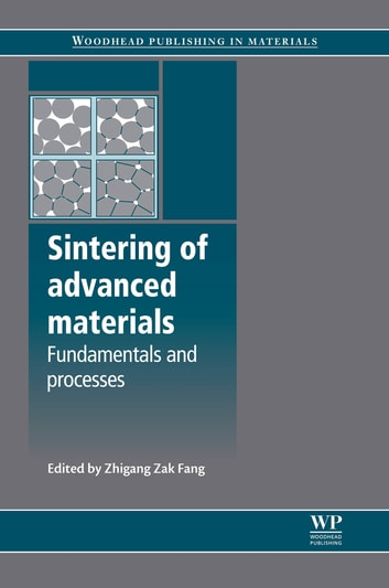 Sintering of Advanced Materials ebook by