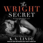 The Wright Secret audiobook by K.A. Linde