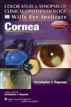 Wills Eye Institute - Cornea ebook by Christopher J. Rapuano