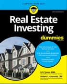 Real Estate Investing For Dummies ebook by Eric Tyson, Robert S. Griswold