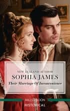 Their Marriage of Inconvenience ebook by Sophia James
