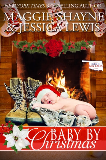 Baby By Christmas ebook by Maggie Shayne,Jessica Lewis