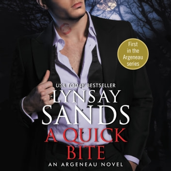 A Quick Bite audiobook by Lynsay Sands