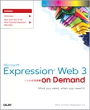 Microsoft Expression Web 3 On Demand ebook by Steve Johnson,Perspection Inc.